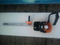 "Tanaka THT-262 professional petrol hedge trimmer 30"" single sided"