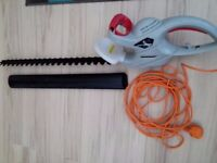 Spear and Jackson Hedge Trimmer , Electric