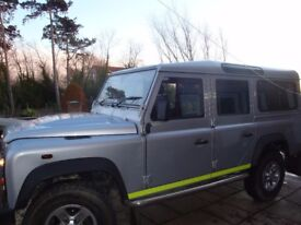 Land Rover Defender 110 series