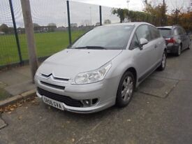 Citroen C4 1.6 HDi 16v VTR 3dr, 2006 (06), cheap to run