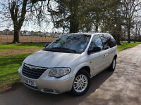 2007 CHRYSLER Lx Auto, DIESEL, 7 SEATER, Automatic