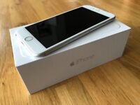 iPhone 6 Plus 128GB Silver - Mint condition