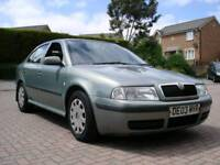 2003 (03) SKODA OCTAVIA 1.9 TDi AMBIENTE*1 PREVIOUS OWNER*CHEAP TAX AND INSURANCE GROUP*