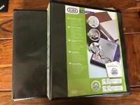 CD/DVDs binder