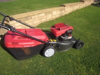 Mountfield SP470 Petrol Lawnmower Self Propelled Fully Serviced Great Condition Mulching Adaptor