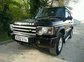 Landrover Discovery 2 TD5 Auto 7 seater **OFFERS**