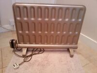 Dimplex Oil Filled Panel Radiator with Thermostat