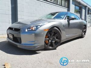 2010 Nissan GT-R Coupe! Only 56000kms! MINT!