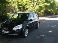 2008 Renault Scenic Dynamique 1.5 Diesel MPV, FSH
