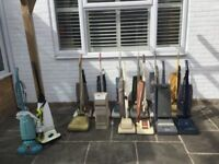 Vintage Hoover collection