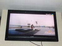 40 in Black SONY Model no KDL-40V3000 LCD Colour TV