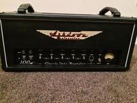 Ashdown CTM 100 tube bass amp