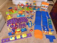 ELC (Early Learning Centre) HAPPY LAND HUGE BUNDLE. 144 items. worth over £400. Selling for £100.
