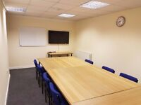Meeting/Training/Conference Room available for hire in Southampton