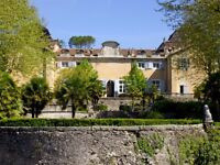 6 bedroom chateau in a tower of 17th century château in the south of france