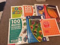 Primary teaching y3 / y4 teaching books