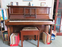 Good home wanted for piano