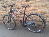 """NEW Claud Bulter Alpina 2.8 Mountain Bike Hardtail - 30 Speed - 19""""- RRP £749 - Giant Specialized"""