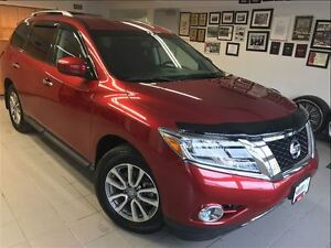 2015 Nissan Pathfinder SV 1 OWNER LOCAL TRADE!!