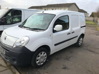 "RENAULT KANGOO 1.5TD ML19 EXTRA DCI 70+ 2010 ""10"" REG 80,000 MILES EXCELLENT CONDITION"