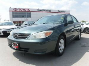 2004 Toyota Camry 4-door Sedan LE V6 5A Mint Condition\Low KMs\2