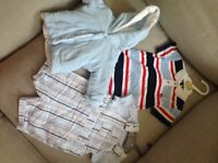 Baby boy clothes. 0-3 and 3-6 month
