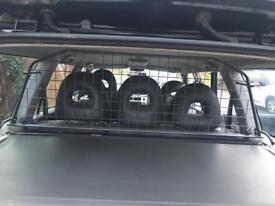 Mitsubishi Shogun Sport Travall Dog Guard