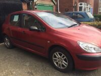 *REDUCED* Peugeot 307 1.4 Style