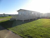 STATIC CARAVAN FOR SALE NEW ROMNEY CLOSE TO DYMCHURCH KENT AND CAMBER SUSSEX