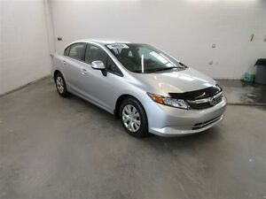 2012 Honda Civic LX!! Power Options! Save!