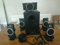 Creative Inspire T6100 PC speakers