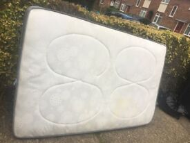 4 foot/small double mattress