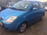 Chevrolet matiz 2009 manual petrol