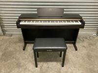 FREE DELIVERY YAMAHA ARIUS YDP-161 DIGITAL PIANO & STOOL GREAT CONDITION