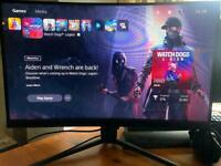 MSI 144hz Curved Gaming monitor
