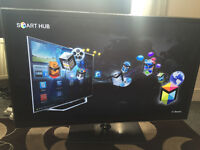 SAMSUNG PS51E6500 3D SMART TV WITH ORIGINAL TABLETOP STAND AND REMOTE CONTROL