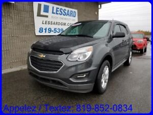 2017 CHEVROLET EQUINOX AWD LS, CAMERA DE RECUL, BLUETOOTH , ON S