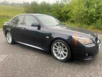 LATE 09 BMW 520D AUTO-TIP 👀BUISNESS EDITION LCI✅TOP SPEC!✅FSH✅NAV✅LEATHER!Mercedes,vw,bmw,audi