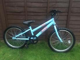 Girls Trax bike