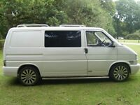 vw t4 Transporter Special Edition