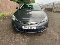 Vauxhall Astra Gtc Sri 2.0 cdti new mot