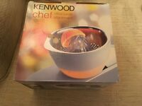 Kenwwod juice extractor