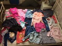 3/4 years girls bundle