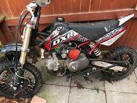 174cc pit bike