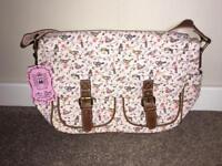 Brand new Miss Lulu satchel