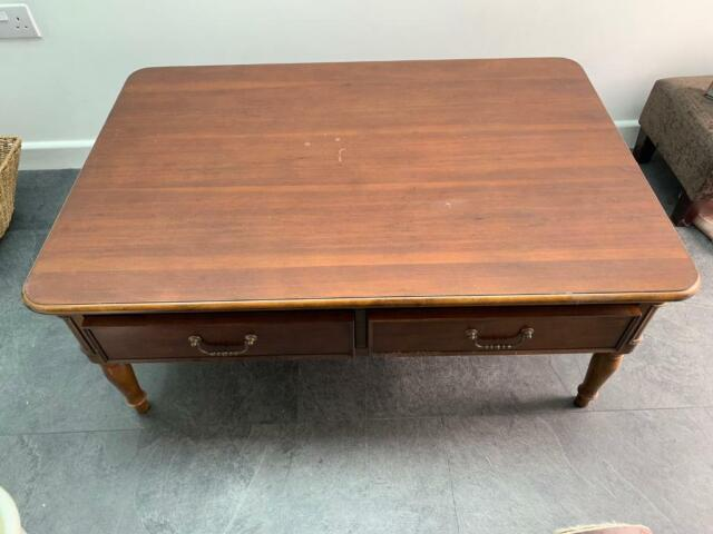Laura Ashley Coffee Table In Whitchurch Cardiff Gumtree