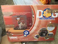 Slavic Dog crate