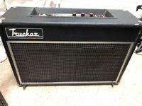 Trucker Custom sound Bass amp