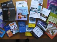 Full set of textbooks for Foot Health Professional/Practitioner training