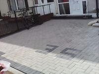 driveways. landscaping. fencing. jet washing.glasgow and surrounding areas